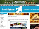 Popular Gameloft Mac and iOS Apps for Only 99 Cents!