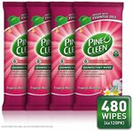 Pine O Cleen Surface Wipes Tropical Blossom, Pack of 480 Wipes $30 + Delivery ($0 with Prime/ $39 Spend) @ Amazon AU