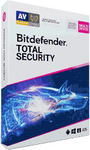 Bitdefender Total Security 2020 - 5 Devices 1 Year - USD $22.95 (~AU $33.50) @ Dealarious