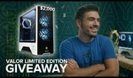 Win a Valor Gaming PC Worth Over $2,900 from Ironside Computers