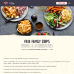 Free Family Chips (Min Order $40) @ Schnitz