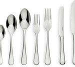 Noritake Chamonix 56pce Stainless Steel Cutlery Set $160.44 + 2000 QFF Points @ Qantas Store