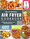 [eBook] Free: The Air Fryer Cookbook 2020 Edition - 600 Recipes @ Amazon