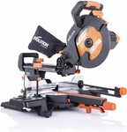 Evolution Compound Saw R255SMS $372.35 + Delivery ($0 with Prime) @ Amazon US via AU