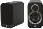 Q Acoustics 3010i Bookshelf Speakers Pair (All Finishes) - $299 Delivered (RRP $549; Last Sold $349) @ CHT Solutions