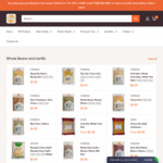 [QLD] 10% off Indian Grocery Products (Free Delivery with $35 Spend in Brisbane) @ Vivaan Mart
