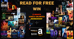 Win 12 Months Kindle Unlimited Membership + $200 Amazon Gift Card from Book Throne