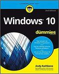 Windows 10 for Dummies $7.33 Paperback (RRP $35.95) + Delivery ($0 with Prime / $39 Spend) @ Amazon AU
