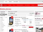 Vodafone Prepaid Mobile Clearance (Ancient Phones e.g. Alcatel OT-355 $9)
