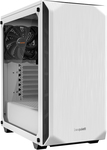 Be quiet! Pure Base 500 TG Case Metallic Gray & White $89 (Was $125) + Delivery @ PC Case Gear