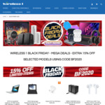 [15%OFF Black Friday] Edifier S3000PRO $559.20(OOS), S2000MKIII $399.20(OOS), S350DB $309(OOS), R1280DB $98.99(OOS) @ Wireless 1