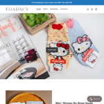 Black Friday Sale   15% off Storewide on Korean Socks @ Foadacy
