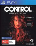 [PS4] Control Ultimate Edition (Free Upgrade to PS5 Edition) - $39.95 Delivered @ Amazon AU