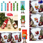 Various Christmas Decorations Items for Sale Range $4.45-$20.65 (10% Discount during Checkout) + Free Delivery @ TechNex eBay