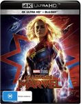 [Waitlist] Captain Marvel (4K Ultra HD + Blu-Ray) $9.79 + Delivery ($0 with Prime/ $39 Spend) @ Amazon AU