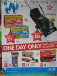 4 Stroke Lawnmower @ Big W for a Very Low $128