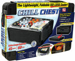 GSD Chill Chest Cooler $29 (RRP $59) + Delivery (Free C&C) @ Macpac