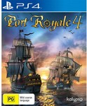 [PS4] Port Royale 4 - $9.95 + Delivery (Free C&C) @ EB Games
