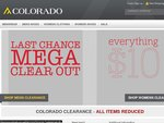 Colorado Online Store  - Everything $10