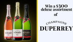 Win a Champagne Duperrey Wine Pack Worth $300 from Seven Network