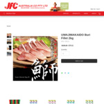[VIC] 2kg Frozen Yellowtail Fillet $75.51 (Was $106) & More + Delivery/Pickup @ JFC Online