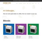 40% off Coffee ($9 - $30) + Free Shipping over $50 @ Grand'Cru Coffee