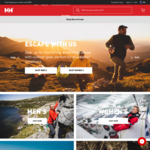 AfterPay Day Sale - 25% off Storewide* Gear up for Winter @ Helly Hansen