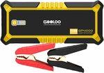 Gooloo 4000A Peak SuperSafeJump Starter $139.99 Delivered @ GOOLOO Direct via Amazon AU