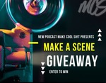 MAKE A SCENE Giveaway $1700 Creator's Prize Package