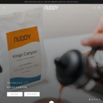 25% off Coffee (Including Tasting Packs) + Delivery ($0 with $35 Spend) @ NUDDY Coffee