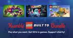 [PC] Steam - LEGO Built to Bundle (e.g. Ninjago Movie, Avengers, Super Villains) - $1.30/$12.26 (BTA)/$13.08 - Humble Bundle