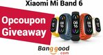 Win a Xiaomi Mi Band 6 from Opcoupon | Week 60