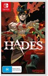 [Switch] Hades Special Edition $38 + Delivery or Free C&C @ Harvey Norman and Joyce Mayne