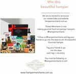 Win a Gourmet Food Hamper from Flower Merchants