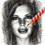 [iOS] Free - My Sketch: Pencil Sketches - Apple Store