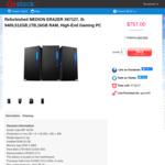 [Refurb] MEDION ERAZER X67127 PC (i5-9400, Intel UHD Graphics 630, 512GB, 1TB, 16GB RAM) $757 + $7.98 Delivery @ Ozstock
