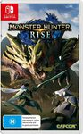 [Switch] Monster Hunter Rise $49 Delivered @ Amazon AU