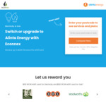 Switch Your Electricity or Gas to Alinta Energy & Receive up to $200 Woolies Gift Card @ Econnex