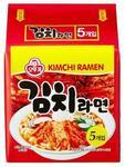 Ottogi Kimchi Ramen 5x 120g $0.99 (was $3.99) + $10 Delivery @ Happy Mart