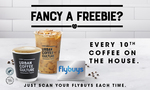 Buy 9 Coffees (or Participating Beverages) and Get Your 10th Free (Flybuys Membership Required) @ Coles Express