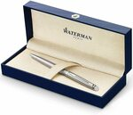Waterman S0920470 Hémisphère Ballpoint Pen, Stainless Steel with Chrome Trim, Gift Box $40.97 Delivered @ Amazon AU