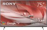 "Sony Bravia XR-75X90J 75"" 4K LED Smart TV $3140.75 + $55 Delivery @ The Good Guys via eBay"