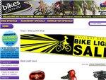 Daylight Savings Bike Light Sale - up to 60% off!
