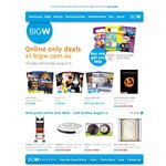 BIG W Online Only Spcieals like ABC Kids DVDs - Buy 1 Get 1 Free