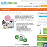 Soda Stream Limited Edition Pink Fizz Set $169 + $10 Shipping