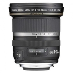 Only $599.59 for Canon EF-S 10-22mm F/3.5-4.5 USM Lenses Including Shipping