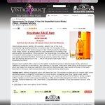 Glenmorangie 10 Y/O 700ml - $49.99 (Melbourne) - Nicks Wine Merchants