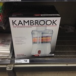Kambrook Food Processor & Soup Maker - $10 Each (Woolworths Victoria)