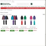 Ski Jacket, Pants, Beanie, Gloves & Socks Package for £84.94 ($141.78) Delivered from UK 57% off