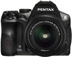Pentax K-30 DSLR Camera Bundle $500 at Target Online! + $9 Shipping or Free Pick up in Store